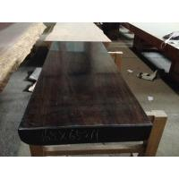 Wholesale PU lacquered wenge table top to UK market! from china suppliers