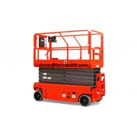 Wholesale Electric Self-propelled Scissor Lift AMWS from china suppliers