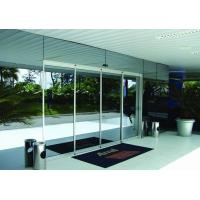 Wholesale Very Slim Auto Sliding Door Operator Commercial Automatic Sliding Doors Drive With Silvery Frame from china suppliers