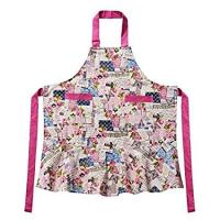 Wholesale Fenglin Home Women Bib Kitchen Apron, with Pockets, Cotton Canvas, Machine Washable from china suppliers