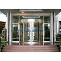 Wholesale Mansion Double wing automated commercial automatic sliding glass doors from china suppliers