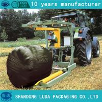 Wholesale 25mic x 750mm Width Hay Bale Wrapping Film from china suppliers