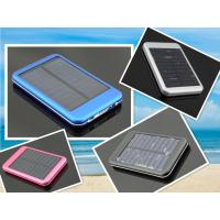 Wholesale AiL brand solar power bank/phone battery/mobile charger with capacity 5000 mah from china suppliers