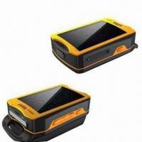 Buy cheap GPS Portable Trackers with Big Back up Battery from wholesalers