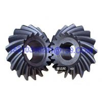 Wholesale Metallurgy Machined Helical Bevel Gears of Reduction Box / Gear Reducer from china suppliers