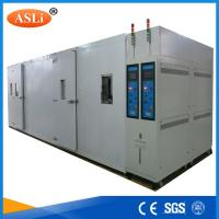Wholesale Refrigerator Walk In Temperature Test Chamber , Environmental Testing Equipment from china suppliers