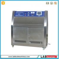 Wholesale UV Weathering Lab Test Machines / Accelerated Aging Chamber with PID SSR Control , CE Approvals from china suppliers