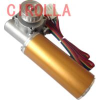 Quality Round Sliding Glass Electric Door Motor / Door Lock Actuator Motor CE CCC SGS for sale