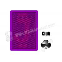 Wholesale Magic Props Copag Texas Hold Em Invisible Playing Cards Plastic For Gambling Cheat from china suppliers
