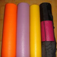 Wholesale Beautiful Sustainable PVC Yoga Mat Eco Friendly Kids Yoga Mats from china suppliers