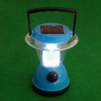 Wholesale Solar Rechargeable Lantern, Energy-saving and Protects Your Eyes, Customized Designs Welcomed from china suppliers