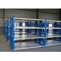 Wholesale Easy Install Combination Light Duty Storage Rack With Slotted Angle 100kg-120kg/Layer from china suppliers