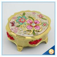 Wholesale Jewelry Boxes Mirror Box Wholesale Mirrored Jewelry Box from china suppliers