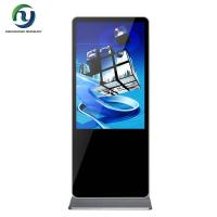 Quality 47'' LCD TFT Screen Floor Standing digital signage kiosk CCC CE FC ROHS for sale