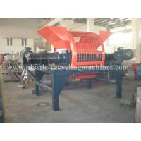 Wholesale Waste Recycling Line CrushingDouble Shaft Shredder Machine 380V 50HZ 22kw from china suppliers