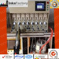 Wholesale Automatic Inks Filling Machine (SI-JQ-FM8IN1#) from china suppliers