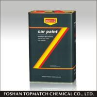 China Mixing Clear Coat For Car Paint on sale