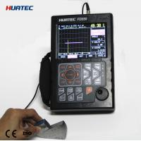 Buy cheap High Speed Ultrasonic Flaw Detection Equipment With Automated Gain 0db - 130db from wholesalers