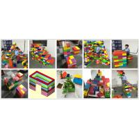 Quality plastic building blocks toys for sale