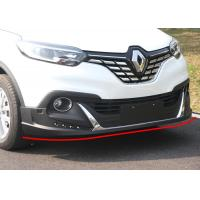 Wholesale Renault Kadjar 2016 Front Bumper And Rear Bumper Cover Car Bumper Protector With Lights from china suppliers