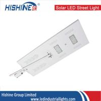 Wholesale Professional 10W LED Solar Street Lights Systems 3000K ~ 8000K from china suppliers