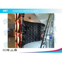 Wholesale Indoor Rental LED video Display Performance 500mm X 500mm inner and outer arc from china suppliers