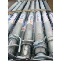 Quality Adjustable acrow jacks, acrow props for temporary support for sale