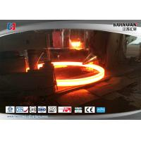 Quality Corrosion Resistant Flange Forging Process Wind Power Generation Steel Flange for sale