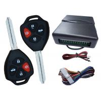 Wholesale Learning Code Car Alarm Keyless Entry System Working With Remote Central Locking Kit from china suppliers