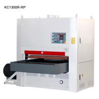 Wholesale Woodworking Heavy Duty Wide Belt Sanding Machine for Solid Wooden Door from china suppliers