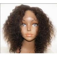 Wholesale Glueless Full Silk Blonde Human Hair Wigs / Brazilian Lace Front Wigs from china suppliers