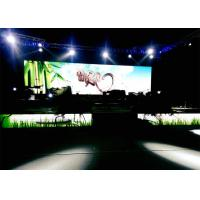 Wholesale HDMI Large Video Indoor Full Color Led Display screen for Church Backdrops from china suppliers
