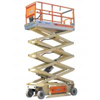 Wholesale Mobile hydraulic Double scissor electric lift platform 800kg 1000kg for hotel from china suppliers