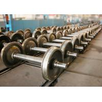 Wholesale 300mm cast and forged crane wheel assembiles for industry apply from china suppliers