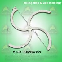 Wholesale New style decorative PU ceiling tiles/wall mouldings from china suppliers