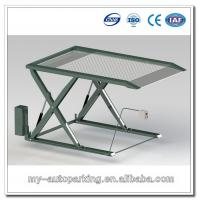 Wholesale Two Vehicle Car Parking Lift China Scissor Car Park System Garage Lift from china suppliers