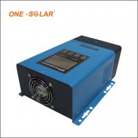 Wholesale OEM ODM 50A / 60A 12v battery solar charge controller 295*224*100 mm from china suppliers