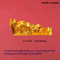 Wholesale Decorative Polyurethane (PU) Exotic Corbels from china suppliers