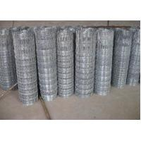 Wholesale Woven SS Steel Matal Wire Field Fence With High Tensile Electro Galvanized from china suppliers