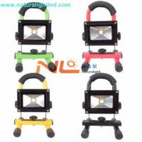 Wholesale 20w Portable rechargeable led flood lighting from china suppliers