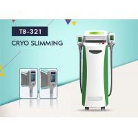 Wholesale 5 Handles 1800W Cryolipolysis Slimming Machine For Cellulite Reduce Fat Freezing Cavitation RF Machine from china suppliers