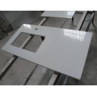 Wholesale QUARTZ Tops,White Counter Top,Snow White QUARTZ  Top (Kitchen Top,Kitchen Counter Top& Vanity Tops) from china suppliers