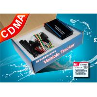 Wholesale Custom CDMA GPS Tracker Fleet Management Support Fuel Sensor And RFID Reader from china suppliers