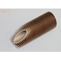 Wholesale High Heat Exchanging Finned Copper Tubing for Water Boiler / Gas Wall Hanging Heater from china suppliers