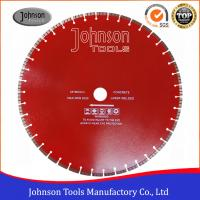 Wholesale 600mm Diamond Turbor Cutting Saw Blade with High Efficiency for Cured Concrete from china suppliers