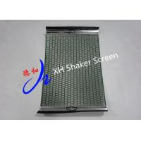 Wholesale Hookstrip Flat Sand Vibrating Screen FLC 500 Oil Vibrating Screen for Oilfield Equipment from china suppliers