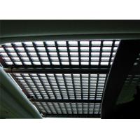 Wholesale Press Locked Steel Floor Grating , ISO9001 Decoration Welded Bar Grating from china suppliers