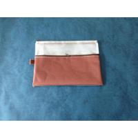 Quality Pvc & Oxford-cloth Mesh Double-zippers Bag for sale