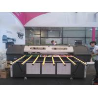 Wholesale 3.2 Meter Epson DX7 Printing Head UV Flatbed Roll Fed Printers CE Electric KCMY + W from china suppliers