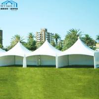 Wholesale America Style Spring Top Marquee Waterproof Roof and Sidewalls from china suppliers